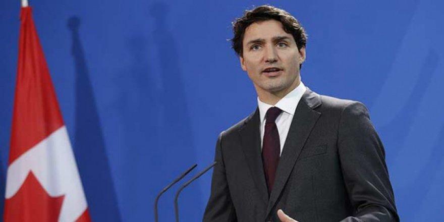 Kanada Başbakanı Trudeau'dan Huawei tutuklamasıyla ilgili ilk açıklama