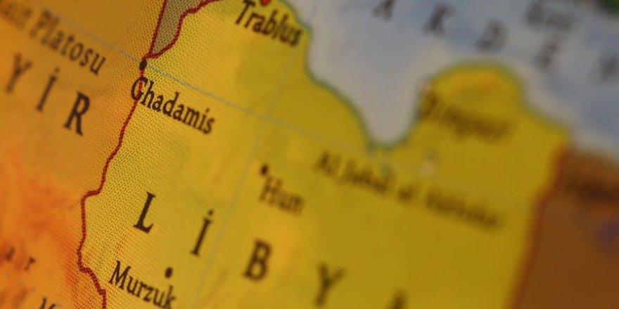 Libya'da anayasa referandumu Ocak 2019'da