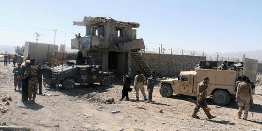Taliban saldırısında 14 kişi öldü