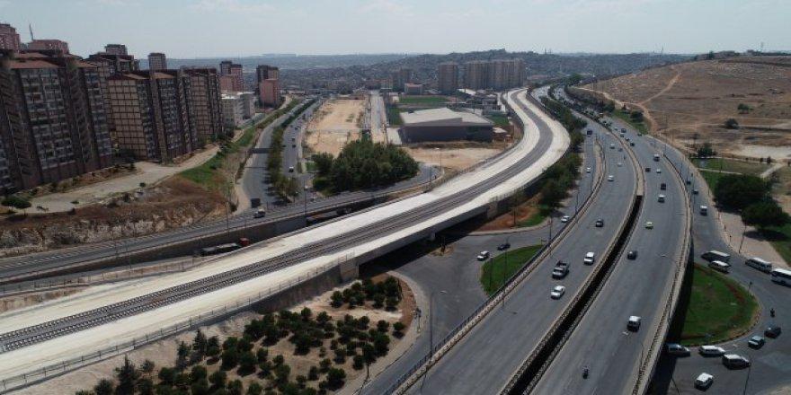 Gaziantep'in raylı sistemi bitmek üzere