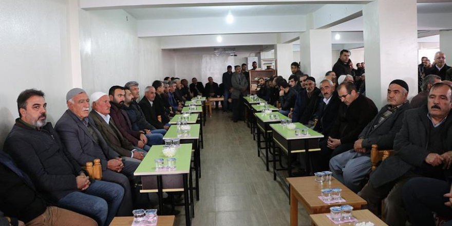 Diyarbakır'da 2 aylık husumet sona erdi