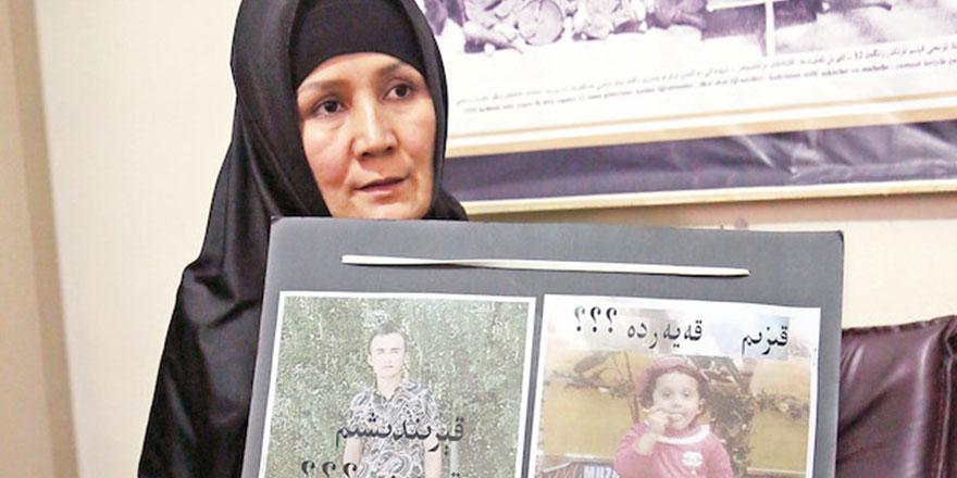Çin, üçüncü çocuğu olan Doğu Türkistanlı anneye 7 yıl hapis verdi