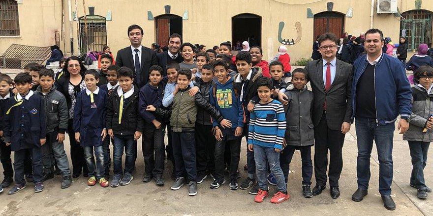 TİKA'dan Libya'da yerinden edilmiş ailelere yardım