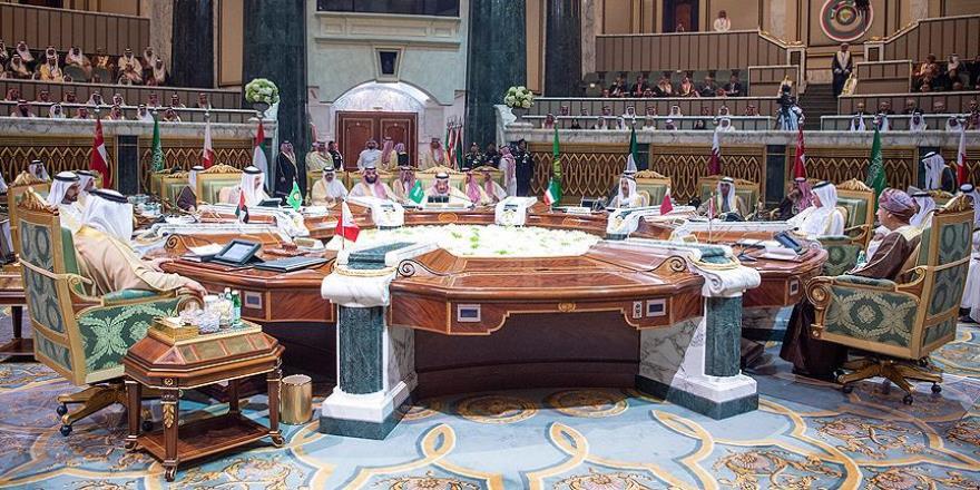 39. Körfez İşbirliği Konseyi Zirvesi sona erdi