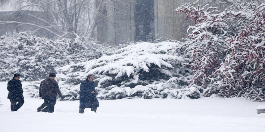 Ankara'da kar ne zaman başlayacak? Ankara'da okullar tatil olur mu?