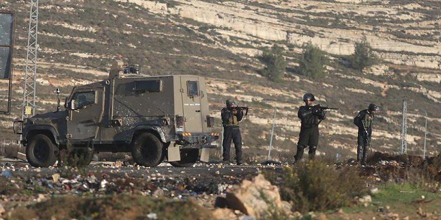 Batı Şeria'da 1 Filistinli daha şehit edildi