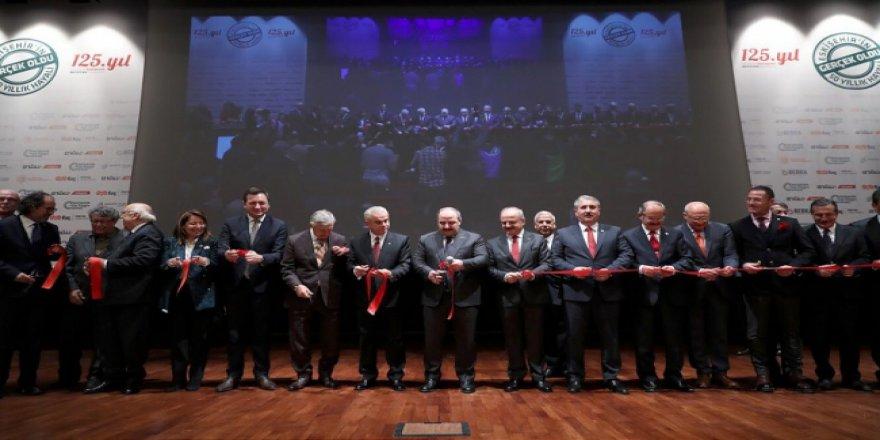 Eskişehir Ticaret Odası Fuar Kongre Merkezi açıldı