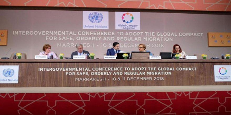 Göç ve göçmen konusunda küresel ilkeler belirlendi