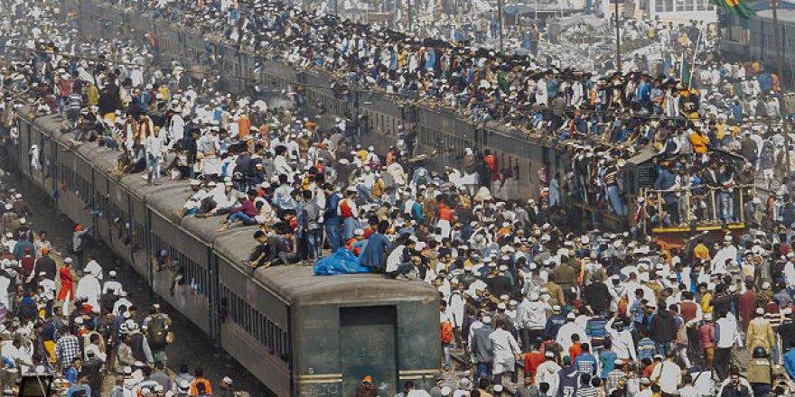 Dünyanın en kalabalık cemaatlerinden birinde tehlikeli bölünme