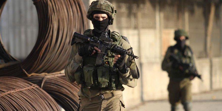 İsrail Ordusu'ndan açıklama: Bir Filistinliyi öldürdük