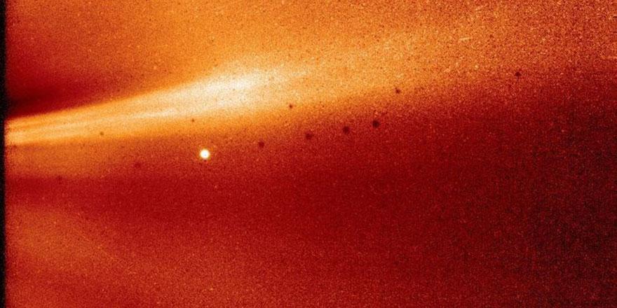 Güneş'in bugüne kadar çekilmiş en yakın görüntüsü