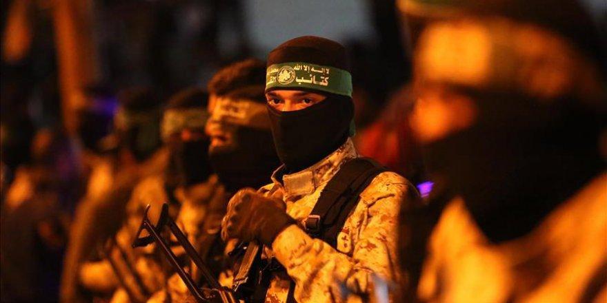 İsrail'in öldürdüğü iki Filistinliyi Kassam Tugayları sahiplendi