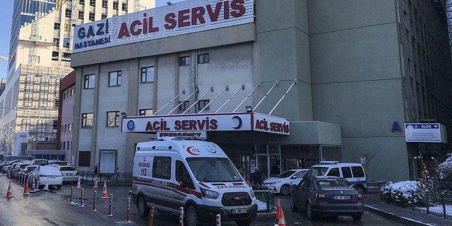 Ankara'daki YHT kazasında yaralananlar tedavi görüyor