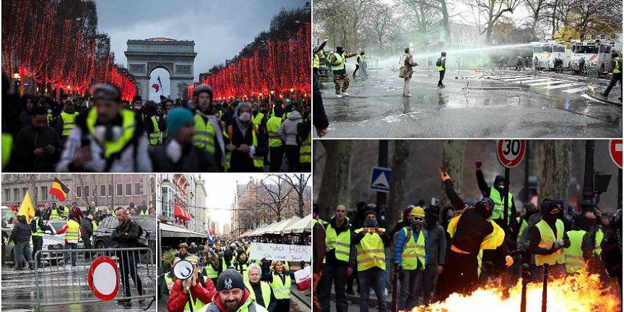 Avrupa'ya kötü haber: Yeni eylemler yolda