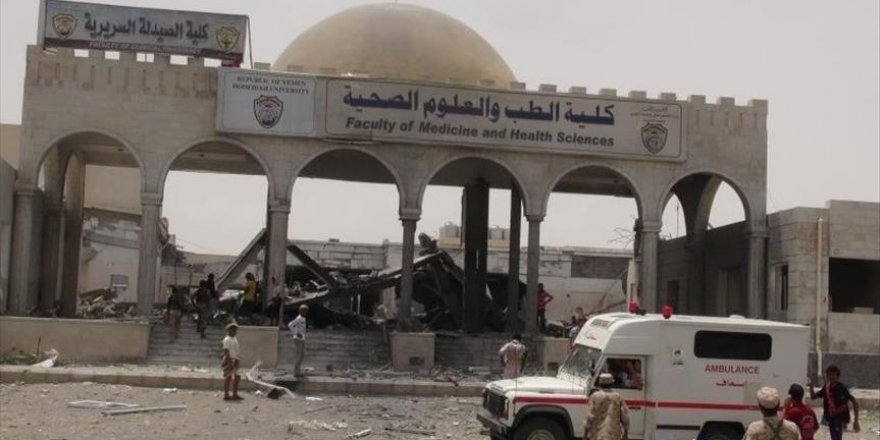 İsveç'te bulunan Yemen hükümeti Hudeyde'yi istiyor
