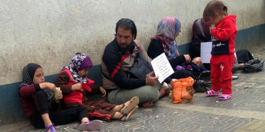 Etiyopya'da bulunan Suriyeli mülteciler hayatta kalmaya çalışıyor
