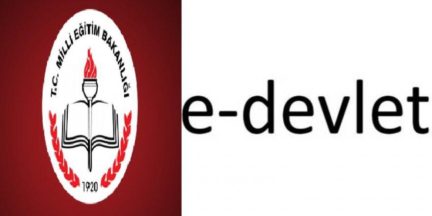 Milli Eğitim Bakanlığı ile e-Devlet işbirliği büyük ilgi gördü