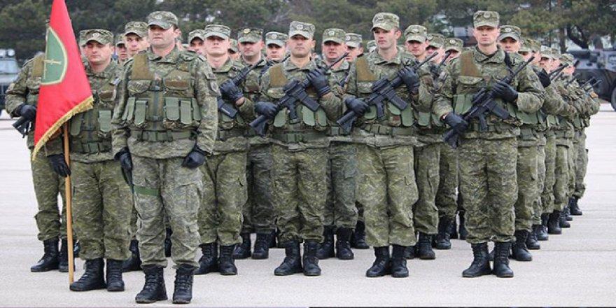 Kosova bir orduya da sahip olacak