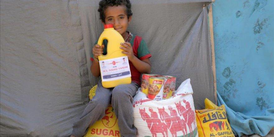 İDDEF'ten 'Yemen'e Acil Yardım' kampanyası