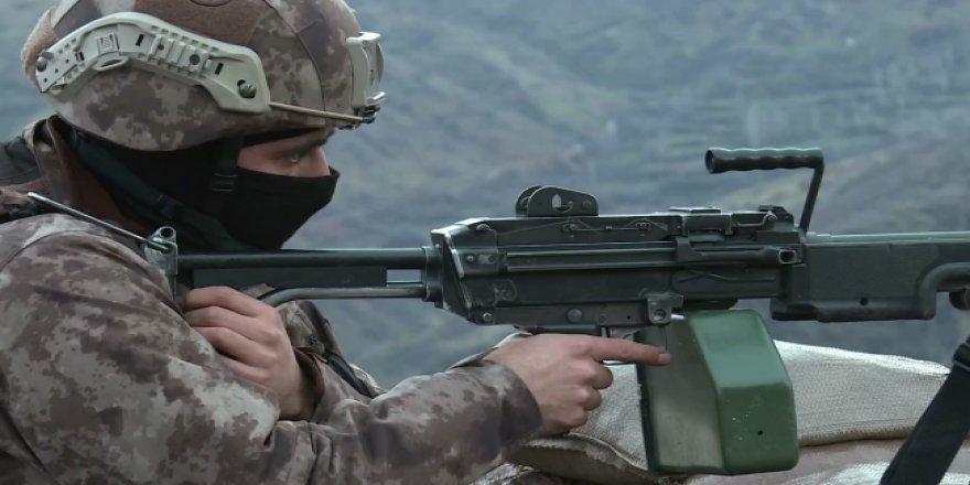 Irak sınırının güvenliği özel harekat polislerine emanet