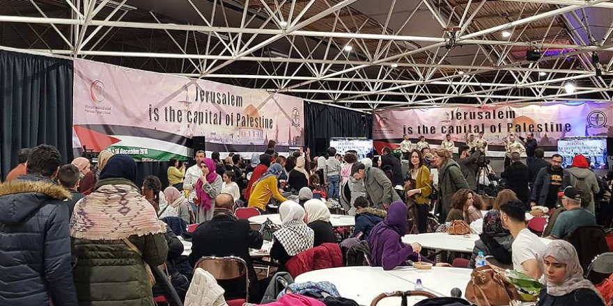 Londra'da Filistin Festivali