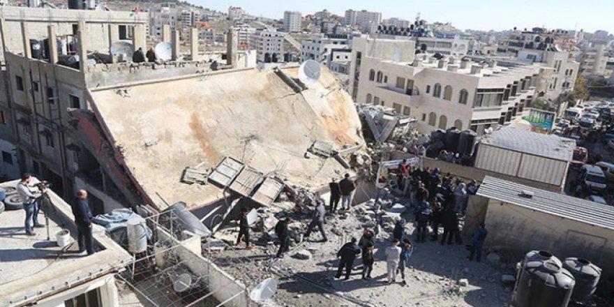 """""""İsrail'in başarısızlığı yıkma politikasına başlamasından belli"""""""