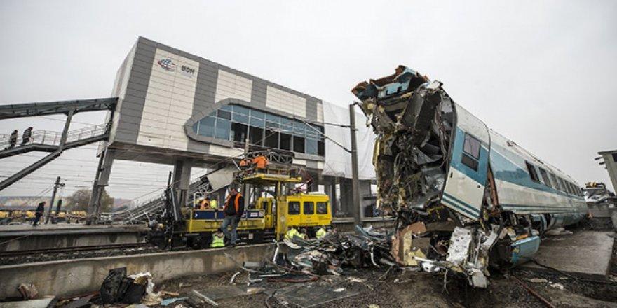 Ankara'daki YHT kazası çok yönlü araştırılıyor