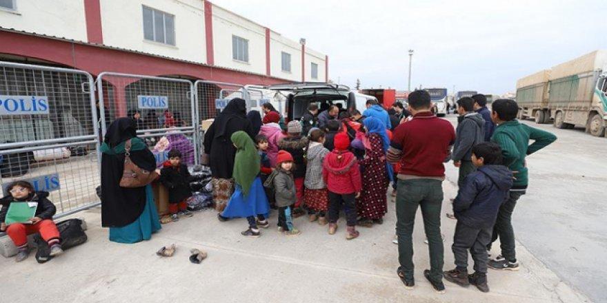 Iraklıların yurtlarına dönüşü sürüyor