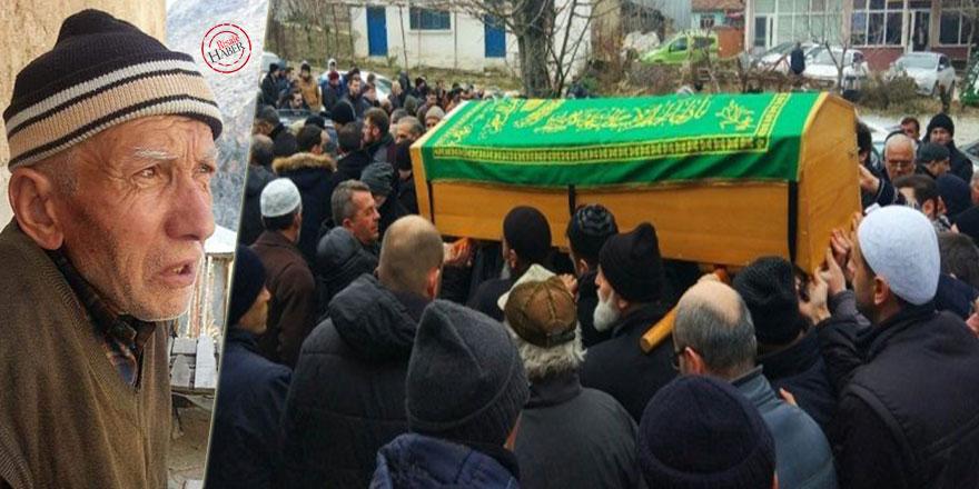 Mübarek Süleyman ağabeyin oğlu Mustafa Köse vefat etti