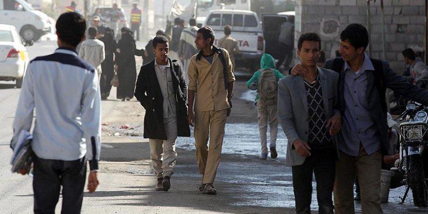 Yemen'in Hudeyde kenti rahat bir nefes aldı