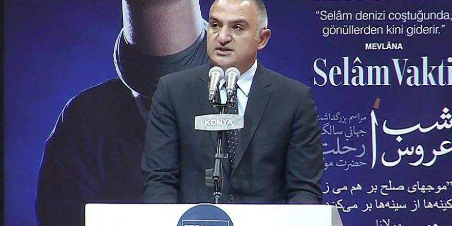 """Bakan Ersoy: """"Türkiye yardım isteyen eli geri çevirmez"""""""