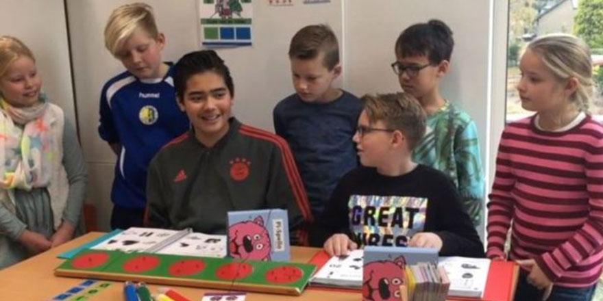 Hollanda'da ilkokul müdürünü öğrenciler seçecek