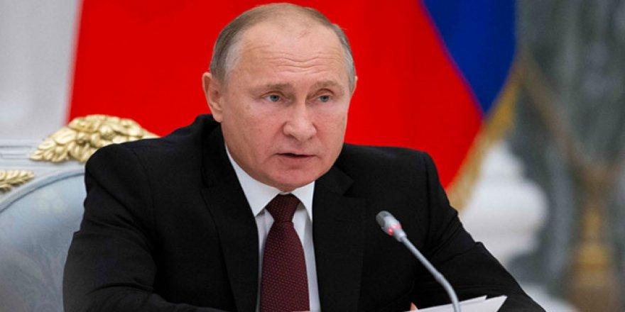 """Rusya'dan ABD'ye """"Orta Menzilli Nükleer Kuvvetler Anlaşması"""" resti"""