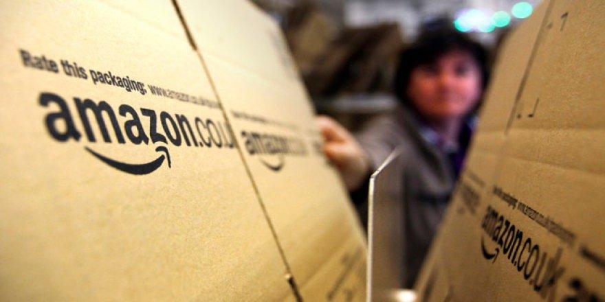 Almanya'daki Amazon işçileri greve gitti