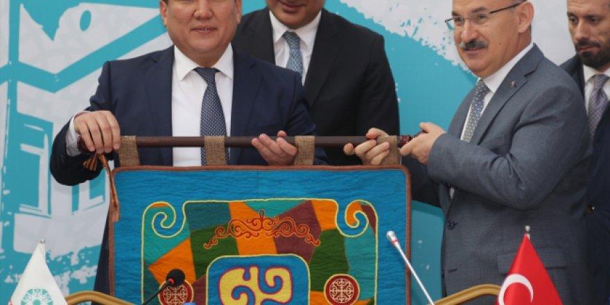 2019 Kültür Başkenti Kırgızistan'ın Oş şehri seçildi
