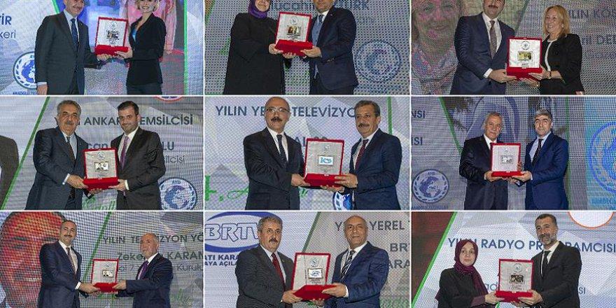 Anadolu Ajansı 'Yılın Haber Ajansı'