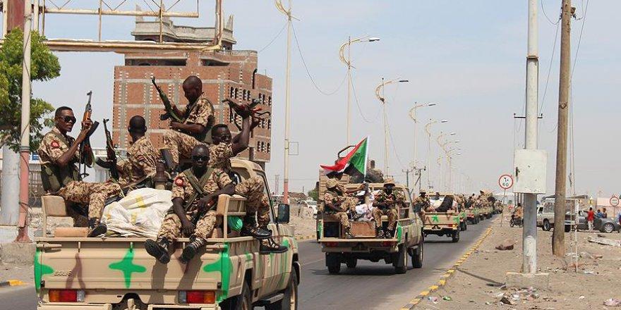 Sudan Yemen'deki savaşa dahil olmak istiyor