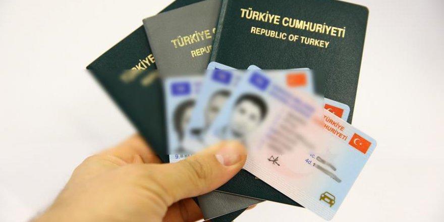 Pasaport, kimlik ve ehliyete rekor başvuru