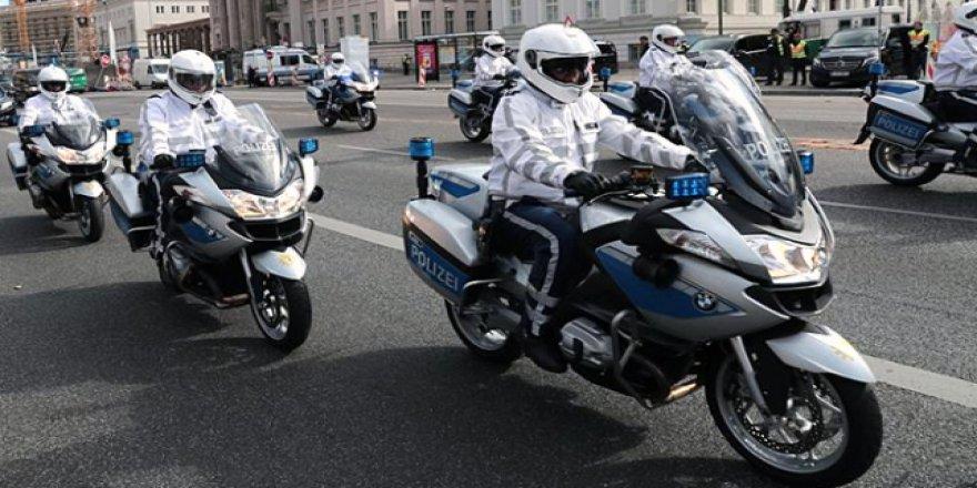 Alman polisi içinde Naziler son derece etkin