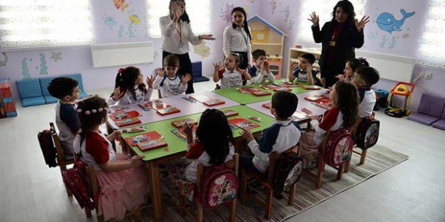 Okul öncesi eğitim alamayan çocuklar için müjde