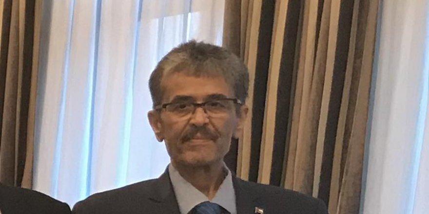 Filistin'in İstanbul Başkonsolosu Al-khatib vefat etti