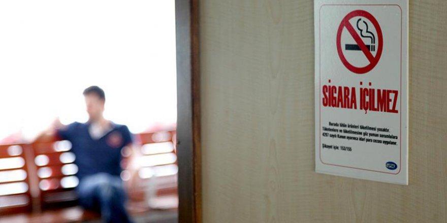 Kayseri'de 5 günlük sigara denetimi yapıldı