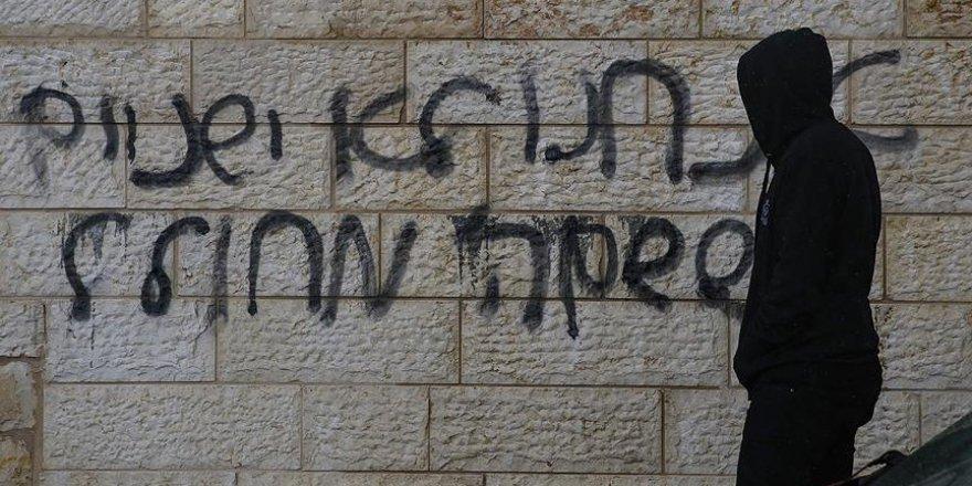 Yahudi yerleşimcilerden Doğu Kudüs'te 'ırkçı saldırı'