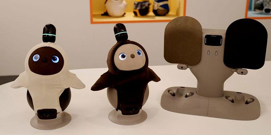 Japonlar yalnızlığa çare olsun diye yapay zekalı robot üretti