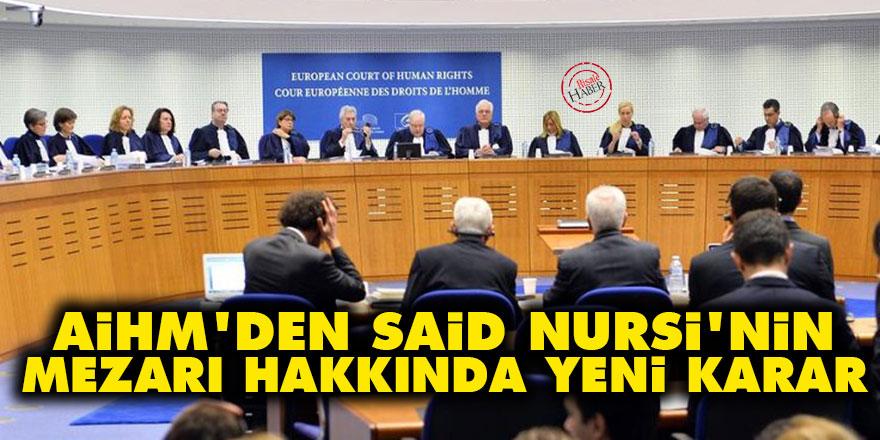 AİHMden iki Türkiye kararı