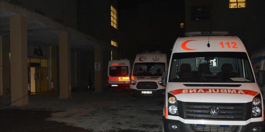 Yine maganda terörü: 10 kişi yaralandı