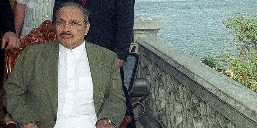 Suudi Kralı'nın ağabeyi vefat etti