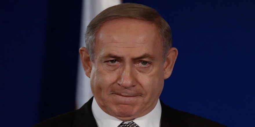 Netanyahu ABD'den Suriye'den çekilmemesini istememiş