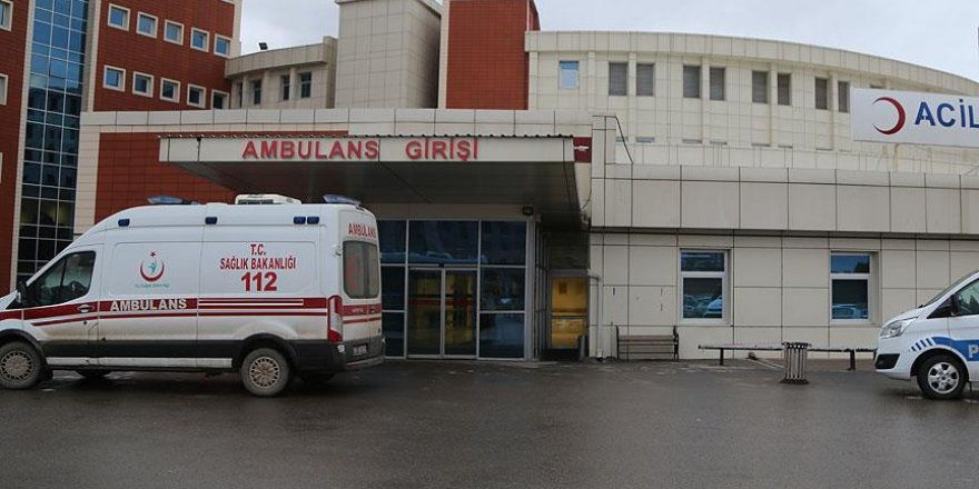 Adıyaman'da maden ocağı göçtü, 1 işçi vefat etti