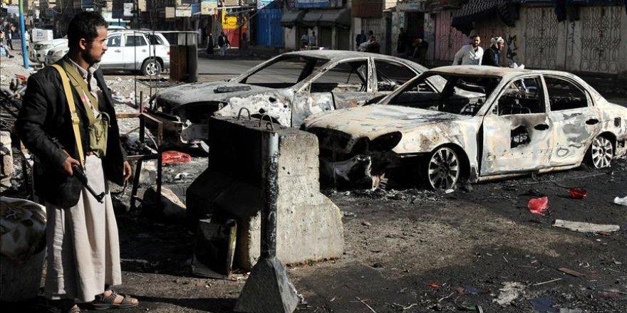 Yemen'in Dali kentinde çatışma: 18 Husi öldü